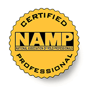 NAMP Certified Badge